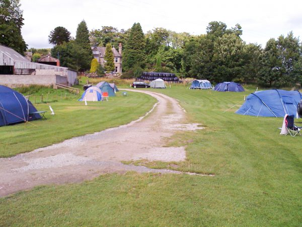 woodnook campsite 5